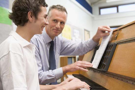 Piano teaching tips for new teachers