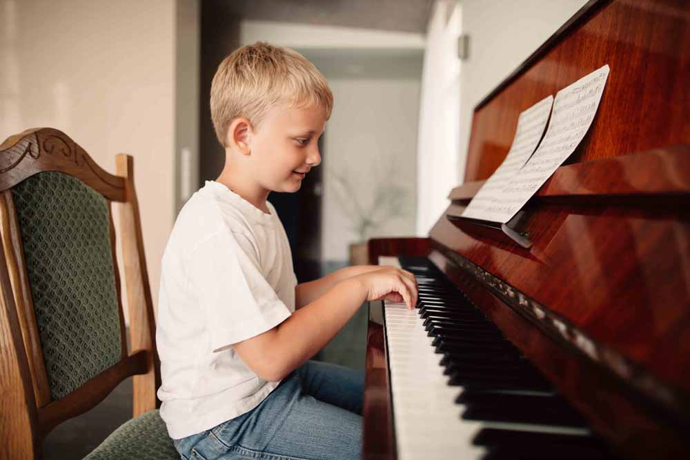 How to make your child enjoy Playing The Piano