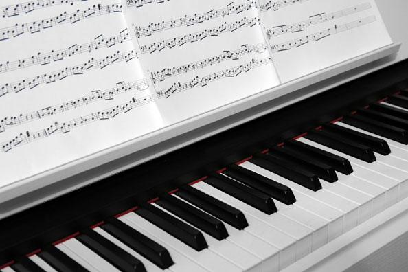 All about memorization of piano pieces