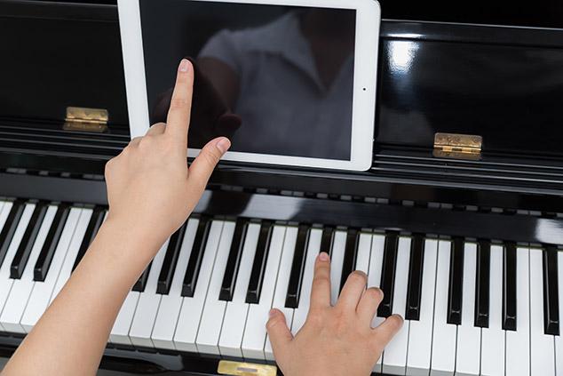 Piano Practice Tools