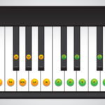 Learn Piano Keys Chart
