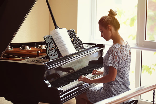 Explore benefits of Piano Yoga