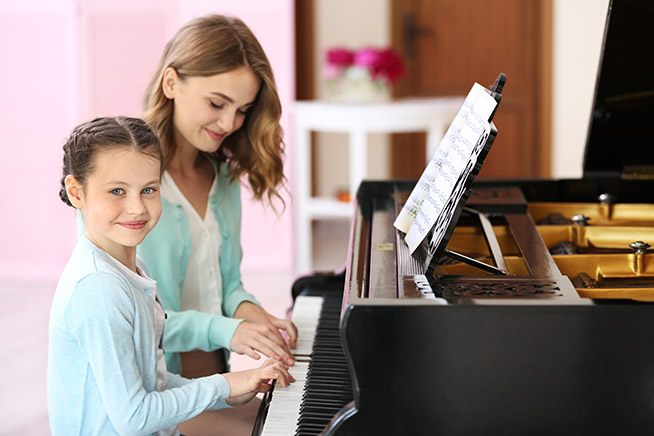 Motivate your Young Piano Learners