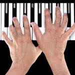 Smooth Changing of Chords on Piano