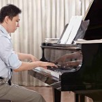 Guidelines for correct body posture for Playing Piano