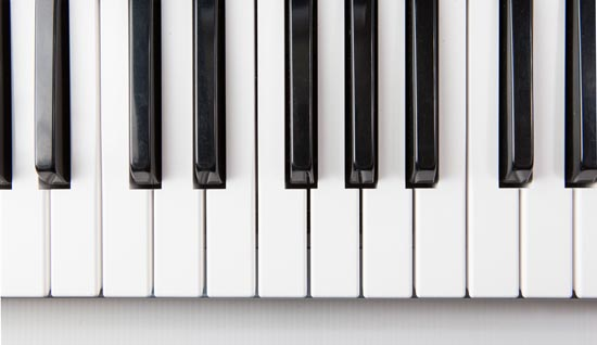 Tips for cleaning your digital piano keys