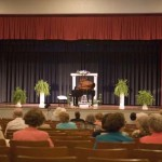 Overcoming fear of performing piano on stage