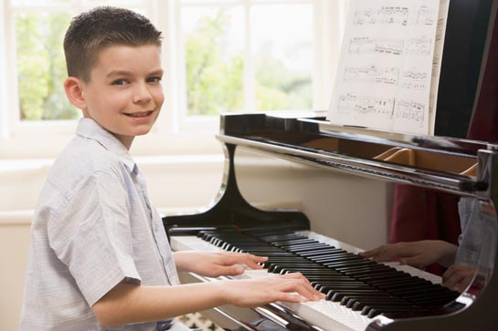The best age to learn piano