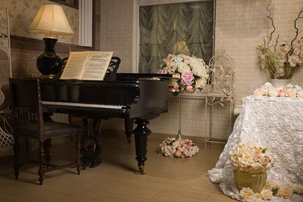 Historical Evolution of Piano