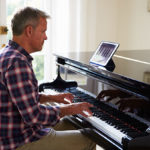 Learn Piano with Smart Phone