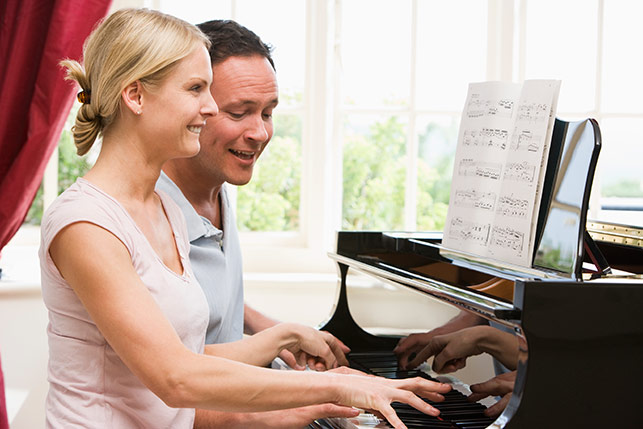 Teaching Piano Tips for Adults