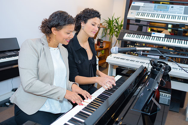 Online Platforms to connect with other Pianists